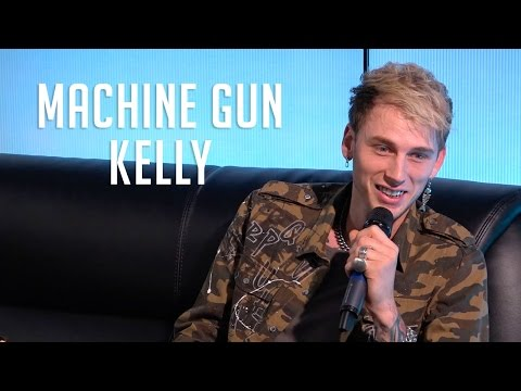 MGK on Bad Things, Amber Rose and Why He's Hated in the Indu