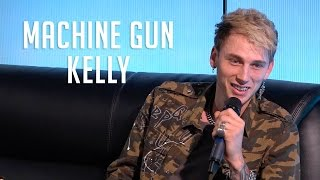 MGK on Bad Things, Amber Rose and Why He