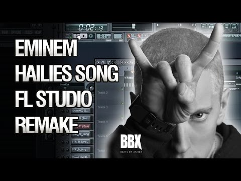 Eminem  Hailies Song FL Studio Remake