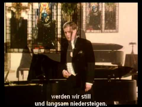 "Dieskau Sings ""Morgen"" By Richard Strauss"