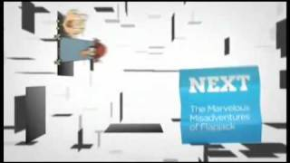 Cartoon Network - CHECK it Bumpers vs. Final Nood Bumpers