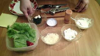 Творожные шарики - оригинальная закуска на Новый Год (острые творожные шарики)