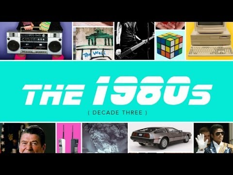 Top 10 Defining Moments of 1980s America