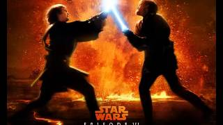 Star Wars Episode III soundtrack: Anakin vs. Obi-Wan