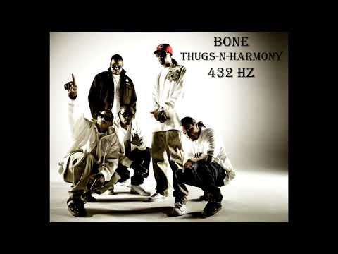Bone Thugs-N-Harmony - Can't Give It Up   432 Hz mp3