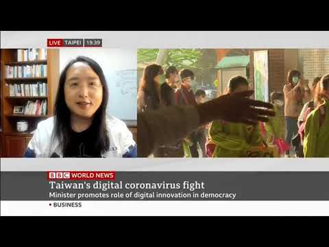 2020-08-03 Interview with BBC World News
