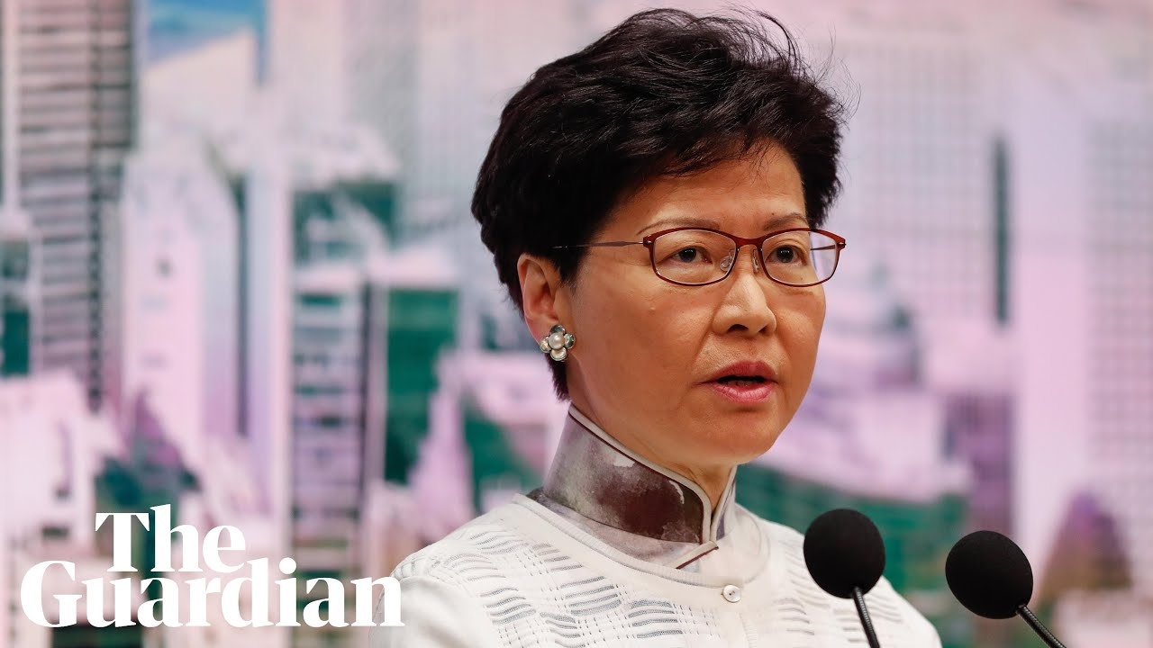 Indefinite delay to Hong Kong extradition bill announced