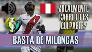 mi opinin acerca del famoso audio de andr carrillo y la seleccin peruana en la copa amrica 2019