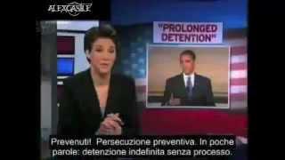 Obama, Illuminati, e Nuovo Ordine Mondiale (NWO) - Campi Fema e Legge Marziale in atto!