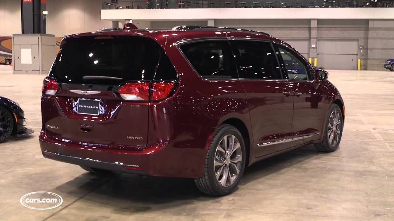 Original 2017 Chrysler Pacifica Uconnect Theater  YouTube
