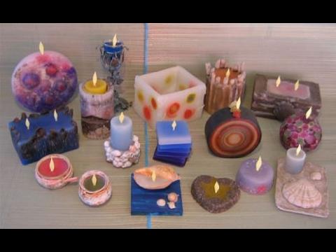 como hacer velas aromaticas para vender - Velas Aromaticas