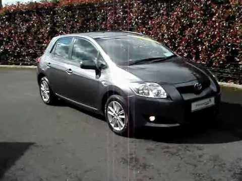 Toyota auris 1 4 diesel tr 90bhp 60mpg fitzpatricks garage kildare youtube - Fitzpatricks garage kildare ...