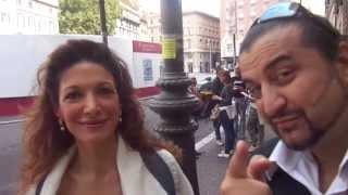 MARIA MONSE' & IL SALUTATORE DEL BLOG SALUTANO TUTTI!!!