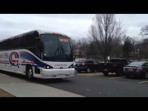 The Iona men's basketball team departed from New Rochelle to Denver on Tuesday.