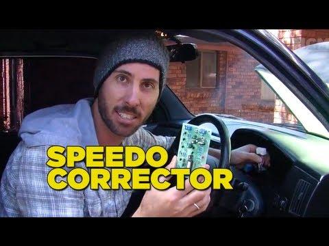 Speedo Corrector