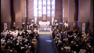 Final hymn and Recorded Benediction