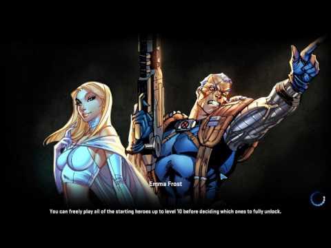 Marvel Heroes 2016 2.04 Farming Cosmic Taskmaster February 24, 2017