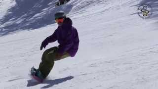 Carving – AASI Snowboard Technical Manual