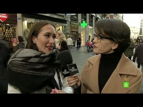 Una ciudadana: 'Mis abuelos ven volar los cuchillos y comtemplan la estampa como pueden'