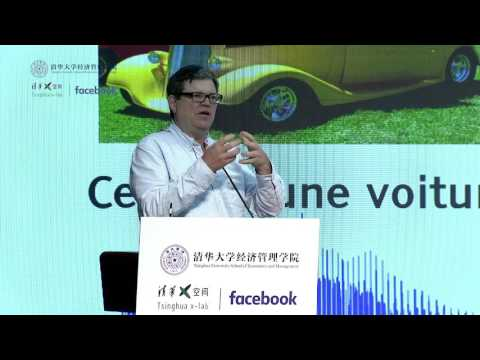 Deep learning and the future of AI Yann LeCun Tsinghua University