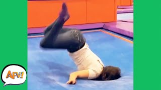 Face-First Is NEVER the Way to FAIL! 😅   Best Funny Fails   AFV 2021