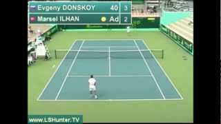 Marsel Ilhan - Evgeny Donskoy (President's Cup'12 Final - Highlights) Video