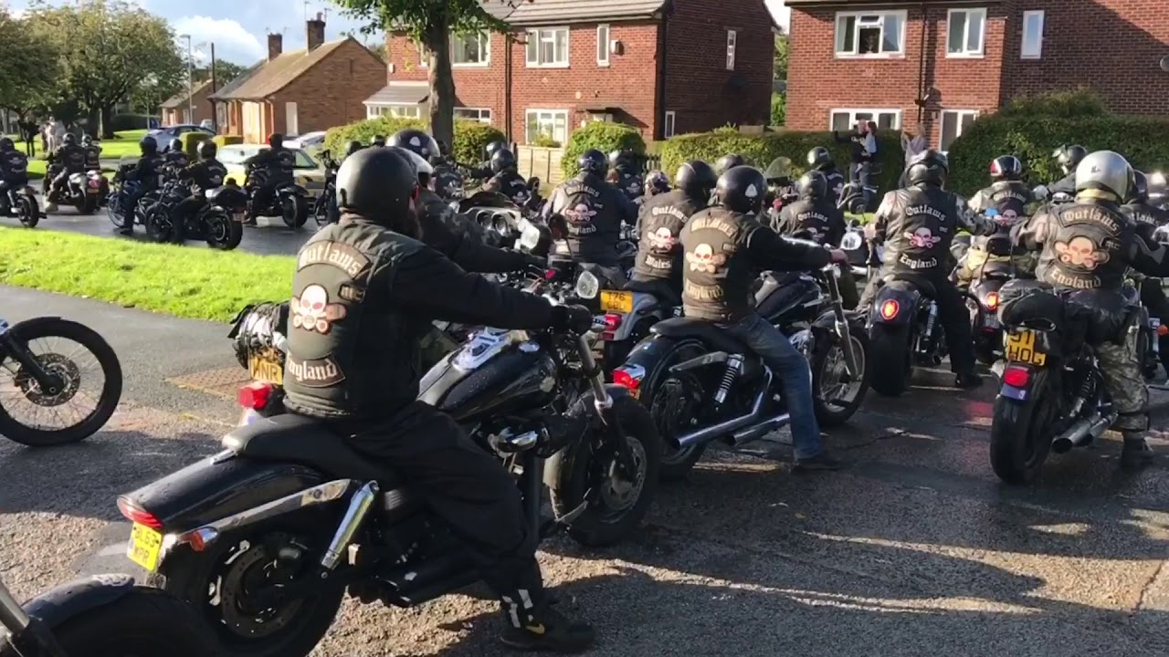The outlaws in wythenshawe