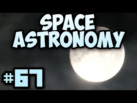 Minecraft- Space Astronomy [67] A Moon of HORROR