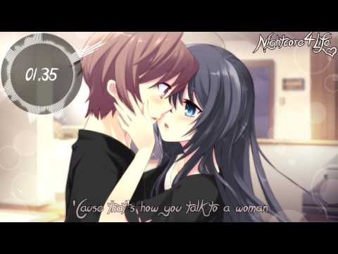 Speak To A Girl [♫Nightcore♫]