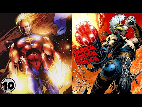 Top 10 Most Powerful Avengers You've Never Heard Of