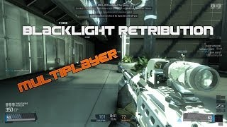 Blacklight Retribution Multiplayer PC Full HD 1080P . My First Game.