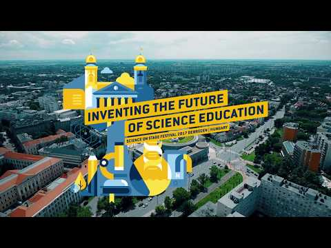 #SONS2017 - The European Science on Stage festival 2017