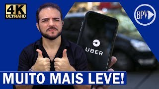 Uber Lança APLICATIVO que Ocupa 36 Vezes MENOS ESPAÇO em seu Celular!