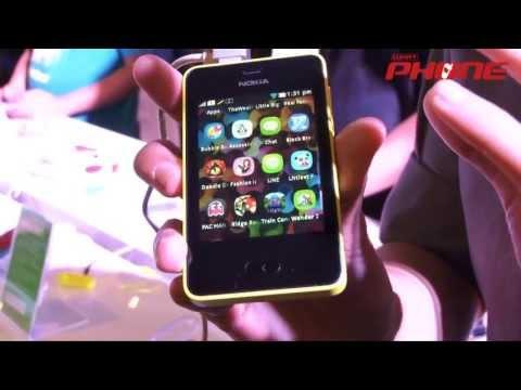 Nokia เปิดตัว Asha 501 ราคา 2,990 บาท ( พรีวิว )