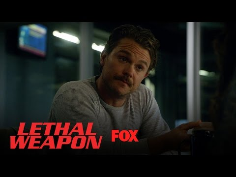 Riggs Talks About His Past As A Navy Seal With Dr. Cahill | Season 1 Ep. 5 | LETHAL WEAPON