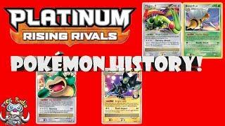 Pokémon TCG History: Rising Rivals (Platinum)