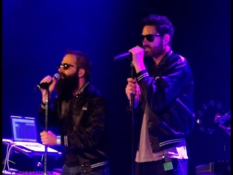 "Capital Cities ""Safe and Sound"" live at the House of Blues 6/5/13"