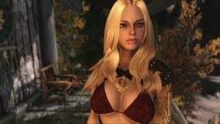 Repeat youtube video Girls of Skyrim  - Epic Sexy  Look Clip
