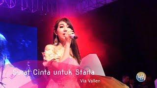 Via Vallen – Surat Cinta Untuk Starla  (Live in Dondang – Samarinda – Kalimantan Timur)