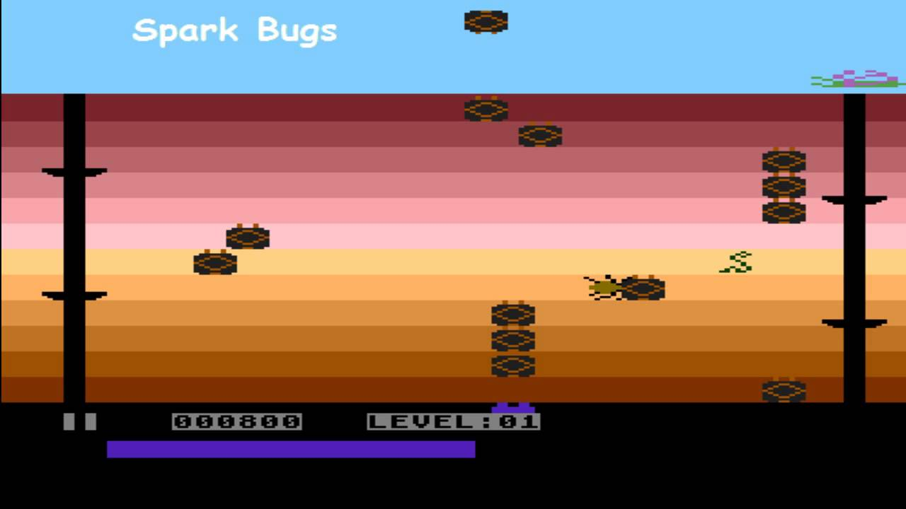 Los 63 Juegos Clasicos Y Mejores De Atari Bonus Youtube