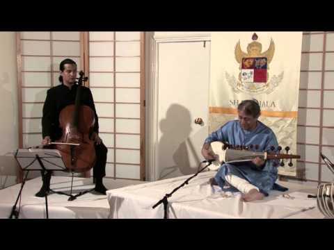 Amjad Ali Khan (Sarod) and Claudio Bohorques (Cello) - Raga Kirwani