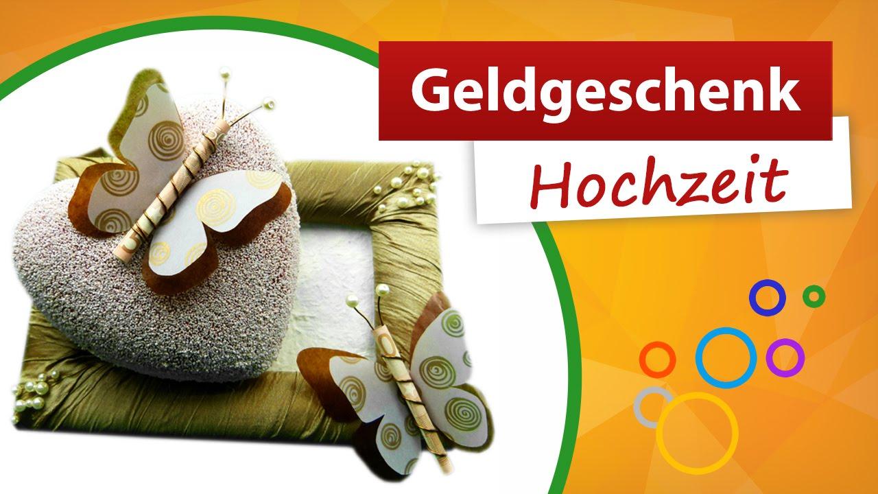 Geldgeschenke Hochzeit basteln  Do it yourself  trendmarkt24 Bastelideen  YouTube