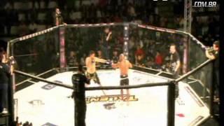 Fernando Tréssino vs Carlos Augusto - Circuito Talent de MMA 5 - Campinas