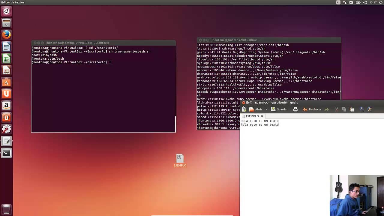Download Shell Scripting Tut 02 (Condiciones, ciclos, Mail) Linux