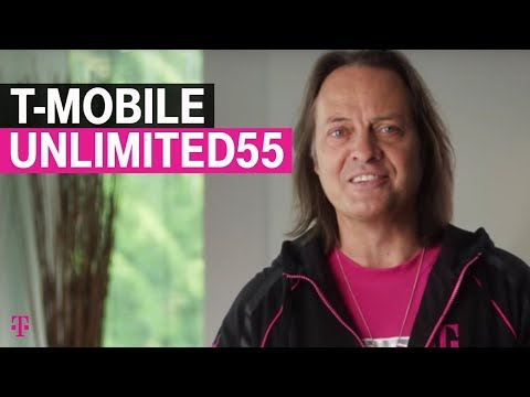 T-Mobile's new Unlimited 55+ gives seniors a much-needed upgrade on cell service