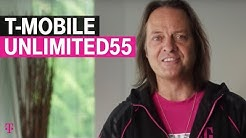Unlimited55: 2 lines of T-Mobile ONE at $70/mo. | T-Mobile