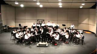 smmhs 8th grade bands 2011 etsboa superior performance of cascade festival overture by williamsmpg