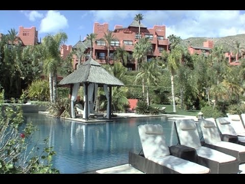 I torneo golf asia gardens en benidorm youtube - Hotel benidorm asia garden ...