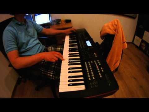 Slash Anastasia – piano/keyboard intro cover