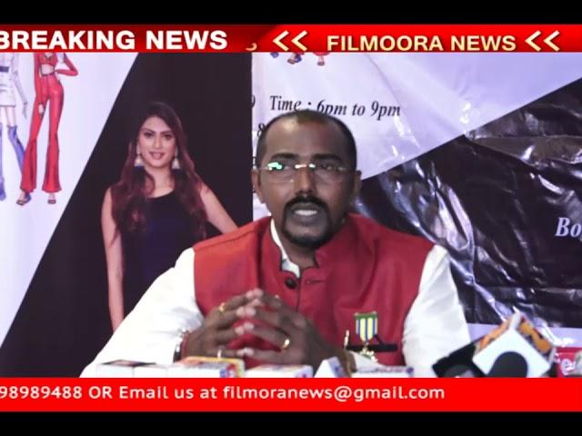 Dr Anil Nair Attend The Mr Miss Filmora Fashion Reality Show Season 1 Youtube